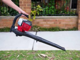 The Most Powerful Electric Leaf Blower You Can Find